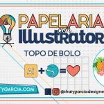 Papelaria com Illustrator – Papelaria em Camadas