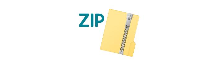 Como descompactar arquivo zip no Windows